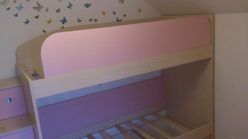 Otroška soba Semont